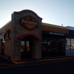 Turnkey restaurant and franchise for sale - Pizza Delight