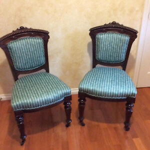 Antique Chairs Kitchener / Waterloo Kitchener Area image 1