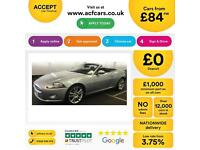 Jaguar XK FROM £84 PER WEEK!