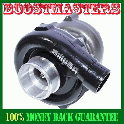 For T3/T4 Hybrid Turbo Charger .50 A/R Compressor .63 A/R Turbine BLACK