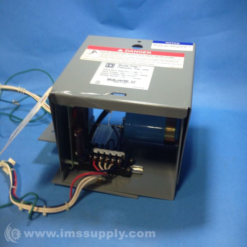 SQUARE D ST-520 TRIP ASSEMBLY, SURE TR IP CAPACITOR FNIP