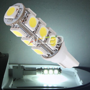 12V-T10-LED-Wedge-Bulb-13SMD-Cool-White-Car-Number-Plate-Reverse-Indicator-Lamp