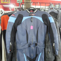 Teknic Ladies Motorcycle Race Track Suit Jacket Pants Re-Gear Oshawa / Durham Region Toronto (GTA) Preview