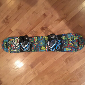 Burton 110 Board - Chopper Kids Board
