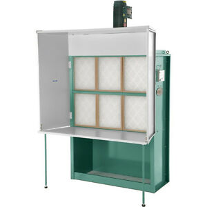 Grizzly G0533 SF-03A 3-HP Dry Spray Booth