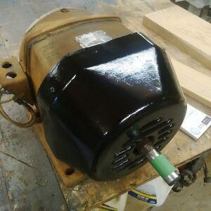 3 HP 110/220 electric motor