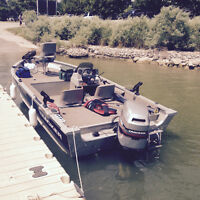 Fully Equipped Fishing Boat