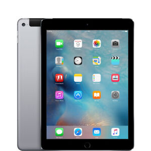 """Apple iPad Air Wi-Fi + Cellular - 9.7"""" - 3G, 4G - MINT CONDITION"""