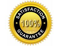 Experienced Painter & Decorator with own tools and equipment. 100% Satisfaction Guaranteed.