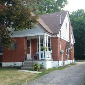 2 bedroom Uptown Waterloo apartment on quiet dead end street