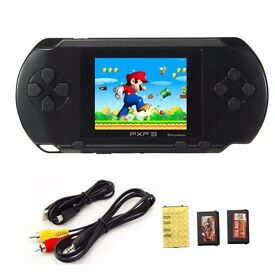 PXP 3 Slim Station for Retro Games ! + (1000s of Games Installed + Cartridges) - £12 - Brand New