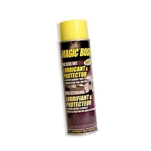 Slide Out Lubricant and Protectant