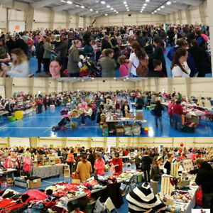 Simcoe Parent Bazaar Fall Sale - BOOK YOUR TABLES!