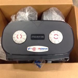 Merfin Twin Toilet Paper Dispensers