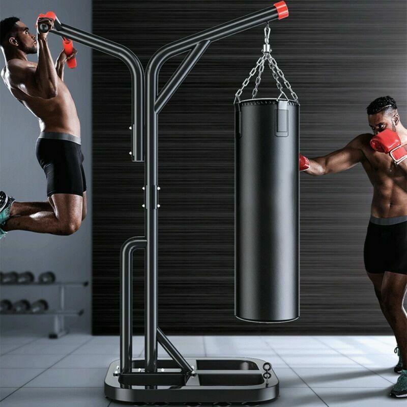 Free Standing Heavy Boxing Punching Bag Free Standing Cardio Training Kickboxing