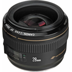 Canon 28mm 1.8 USM lens for sale $500
