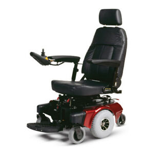 SHOPRIDER NAVIGATOR M  WHEELCHAIR