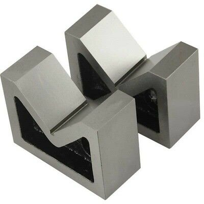 Cast Iron Vee Block 4 V Block Set Of 2 Pcs Without Clamp
