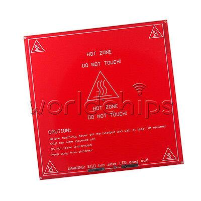 Reprap 3d Printer Pcb Heatbed Mk2a Heated Heat Bed For Mendelprusa