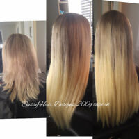 Get flawless hair extensions to add volume and length instantly!