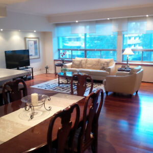 DOWNTOWN - 1545 DOCTEUR PENFIELD - LARGE EXECUTIVE 1 BD CONDO