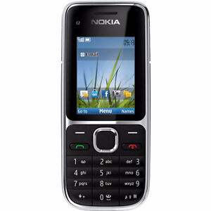 BELL OU VIRGIN OU SOLO NOKIA C2 OU 2730C TRES BONNE CONDITION..(
