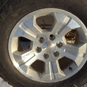 Brand new rims and tires Strathcona County Edmonton Area image 3