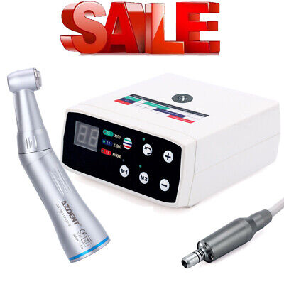 Nsk Style Dental Brushless Led Electric Micro Motorinternal Spray Contra Angle