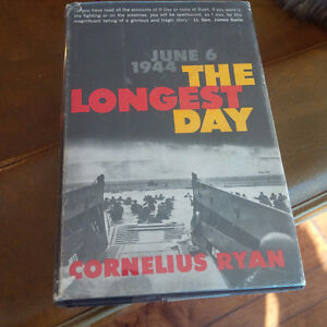 The Longest Day June 6, 1944, Cornelius Ryan, 1959