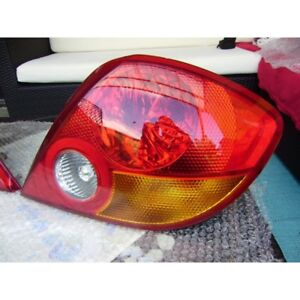 Tiburon Tail Lights
