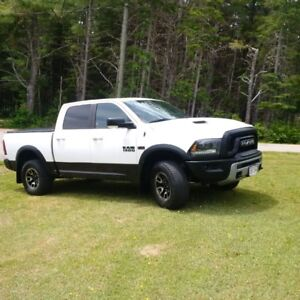 2015 Dodge Power Ram 1500 REBEL Pickup Truck