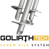 GoliathTech Screw Piles - Moose Jaw