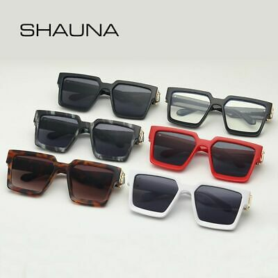 Millionaire Sunglasses Men Women Style Oversized Square Designer FlatTop Eyewear