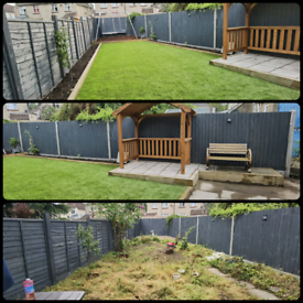 Complete gardening fencing and handyman services