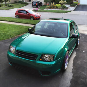 FULL PART OUT.  Mk4 Volkswagen Jetta 1.8t AWP Stage 1 Cambridge Kitchener Area image 1