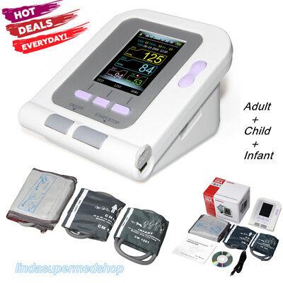 Us Digital Blood Pressure Monitor Nibp Contec08aadultchildpediatric Cuffs