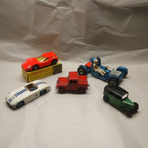 Early Dinky Toys diecast Collection