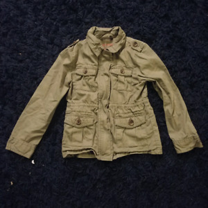 Girls 4t army jacket