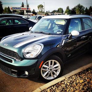 2013 MINI Cooper Countryman S ALL4 Sedan