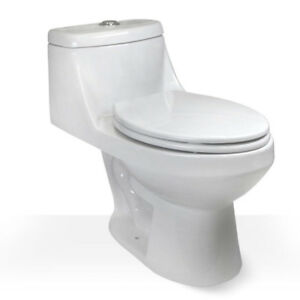 Comfort Height High Efficiency Toilet