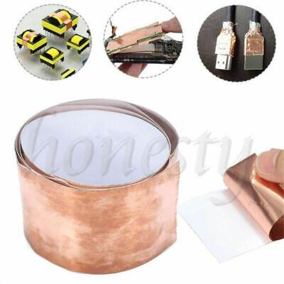 50mm1m Copper Foil Shielding Tape Low Impedance Conductive Adhesive