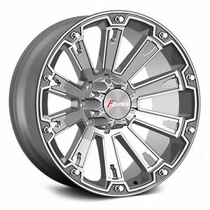 "New 20"" Chrome rims  for Chev/GMC/ Dodge 2500/3500 HD"