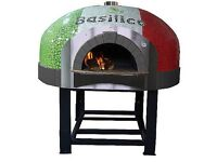 Commercial Wood Fired Pizza Oven 4,7,10,13 x 12'' Pizza