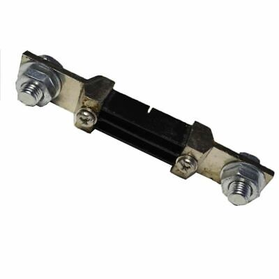0-300a Shunt Resistor For Dc Current 300a Ammeter Analog Amp Panel Meter