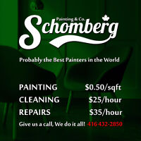 Schomberg Painting & Co.