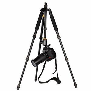 Q-999 + QZSD-06 Ball Head Photo Tripod / Monopod Aluminium Alloy DSLR