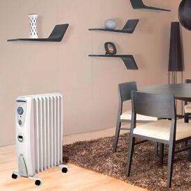 Dimplex OFRC20C Electric Oil Free Column Heater, 2 Kilowatt