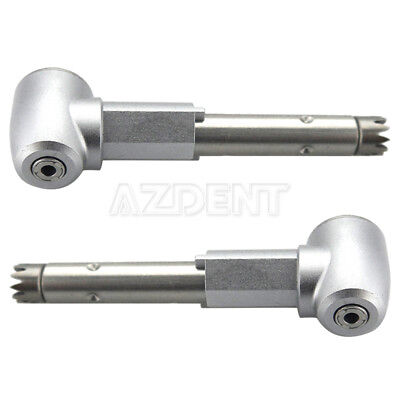 2x Dental Contra Angle Head Fg1.6mm Compatible Kavo Intra 68lh