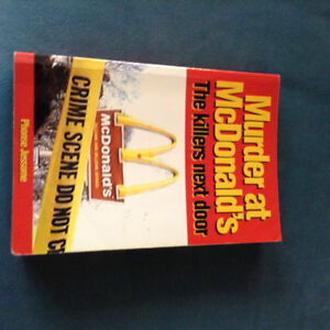 Murder at McDonald's and The Westray Chronicles