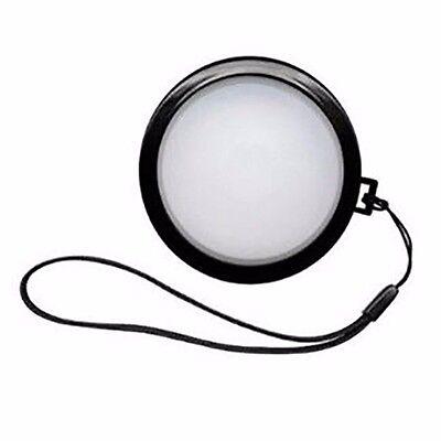 Mennon 72mm White Balance Lens Cap with Filter for Canon Nikon Sony Camera